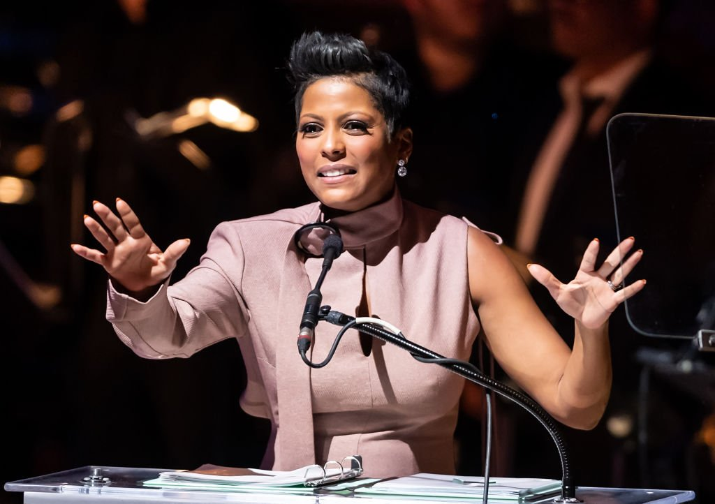 Tamron Hall speaks on stage during the 2019 Marian Anderson Award Honoring Kool & The Gang at The Kimmel Center on November 12, 2019. | Photo: Getty Images