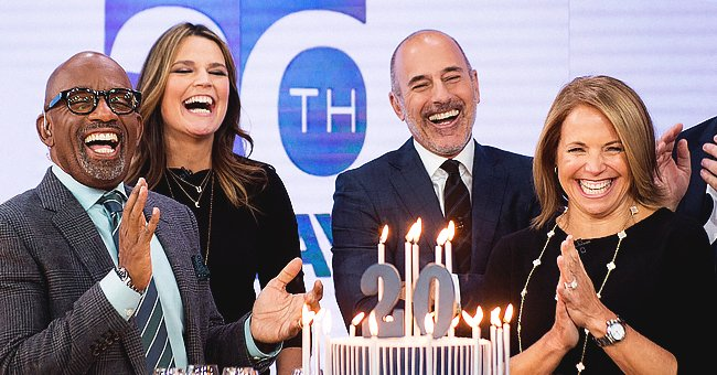 'Today' Show Celebrates It's Broadcasting Anniversary — Look through Its Memorable Anchors
