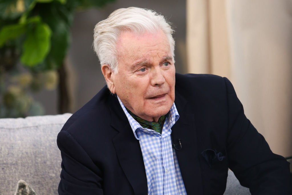 """Robert Wagner at Hallmark's """"Home & Family"""" at Universal Studios Hollywood on May 16, 2019 