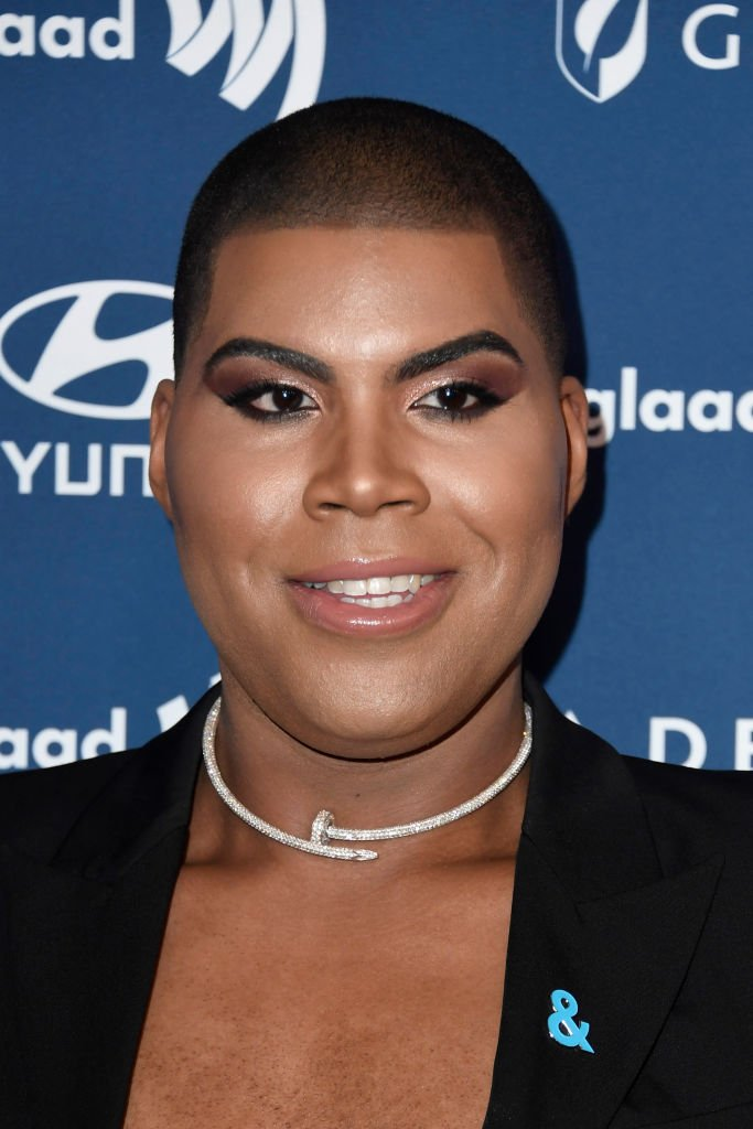EJ Johnson attends the 30th Annual GLAAD Media Awards at The Beverly Hilton Hotel | Photo: Getty Images