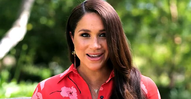 Meghan Markle Honors Her Daughter on the Way by Wearing a Special Gold Necklace at Vax Live