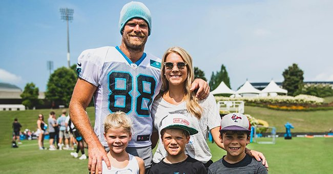 Greg Olsen, NFL Tight End for 14 Seasons, Reveals Son T.J., 8, Hospitalized for a Rare Condition