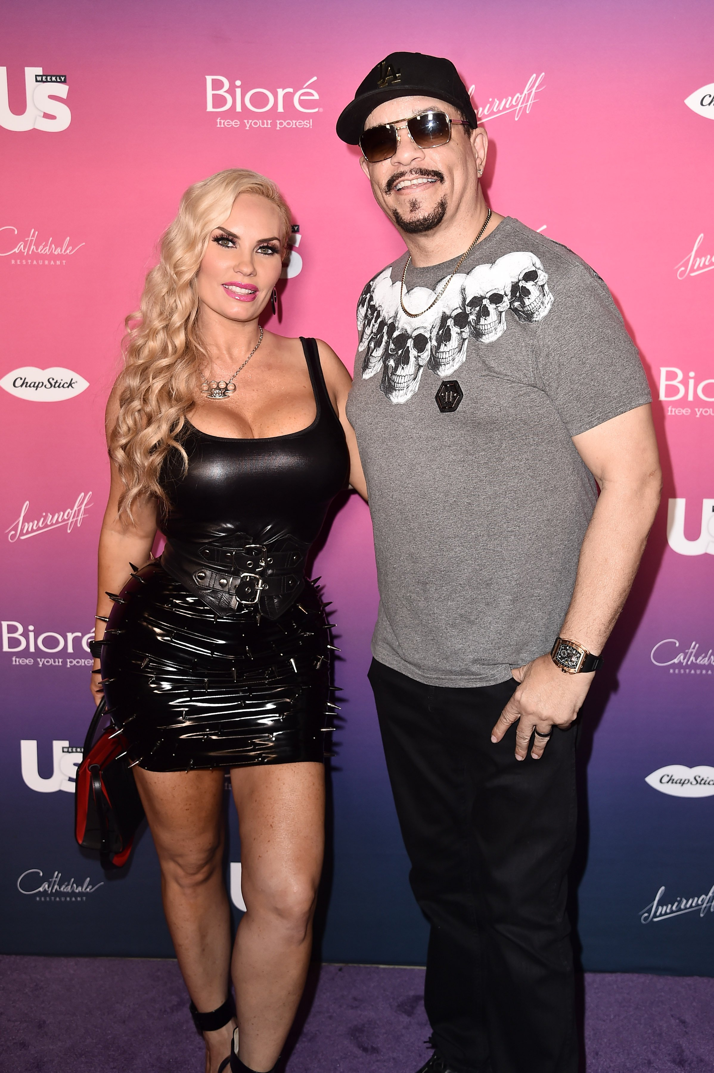 """Ice-T and Coco Austin at the US Weekly's """"Most Stylish New Yorkers"""" red carpet on September 11, 2019 in New York City.   Source: Getty Images"""