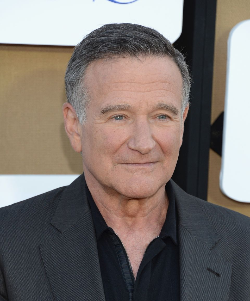 Robin Williams at the CW, CBS And Showtime 2013 Summer TCA Party on July 29, 2013 in Los Angeles, California   Photo: Getty Images