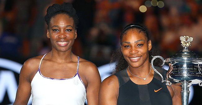 Fans in Awe with Venus & Serena Williams' Likeness after They Showed Hips from the Back Posing in Tight Dresses