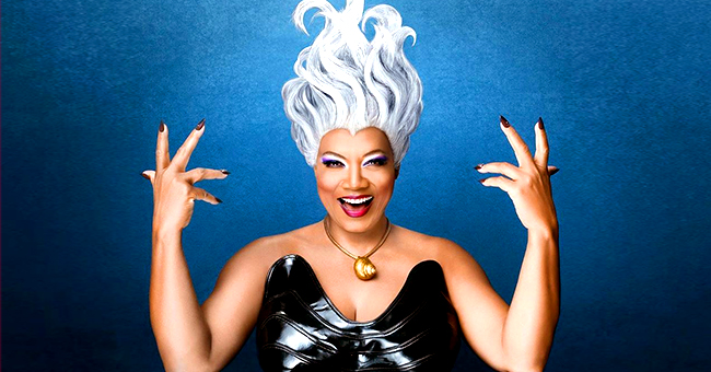 Queen Latifah Stole the Show as Ursula the Singing Sea Witch in 'The Little Mermaid Live!'