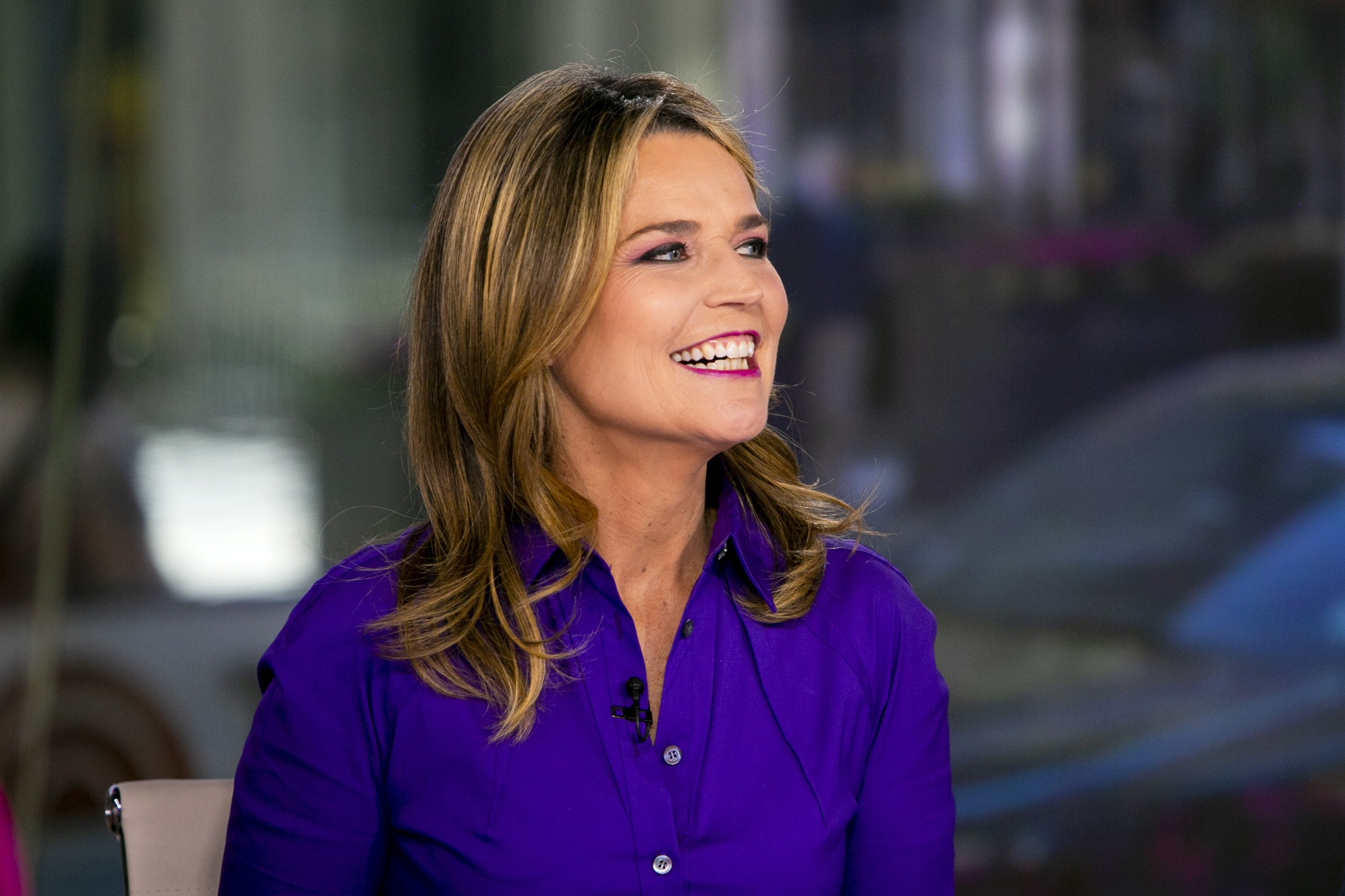 """Savannah Guthrie on """"TODAY,"""" Wednesday, May 15, 2019 -- 