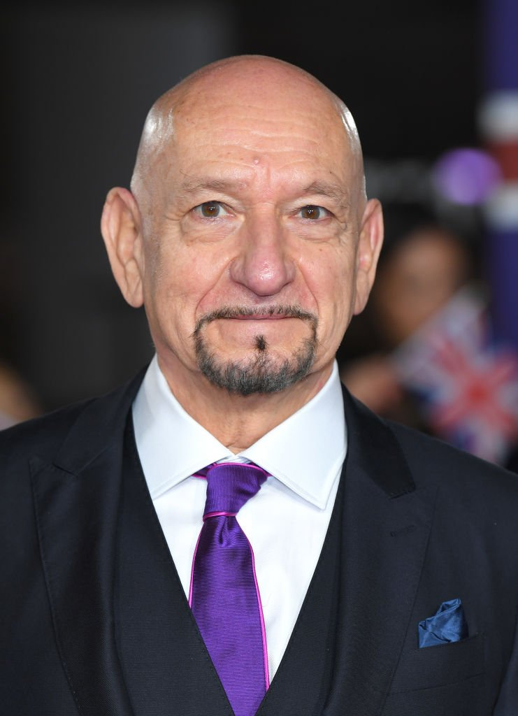 Sir Ben Kingsley at the Pride Of Britain Awards 2019 at The Grosvenor House Hotel on October 28, 2019 | Photo: Getty Images