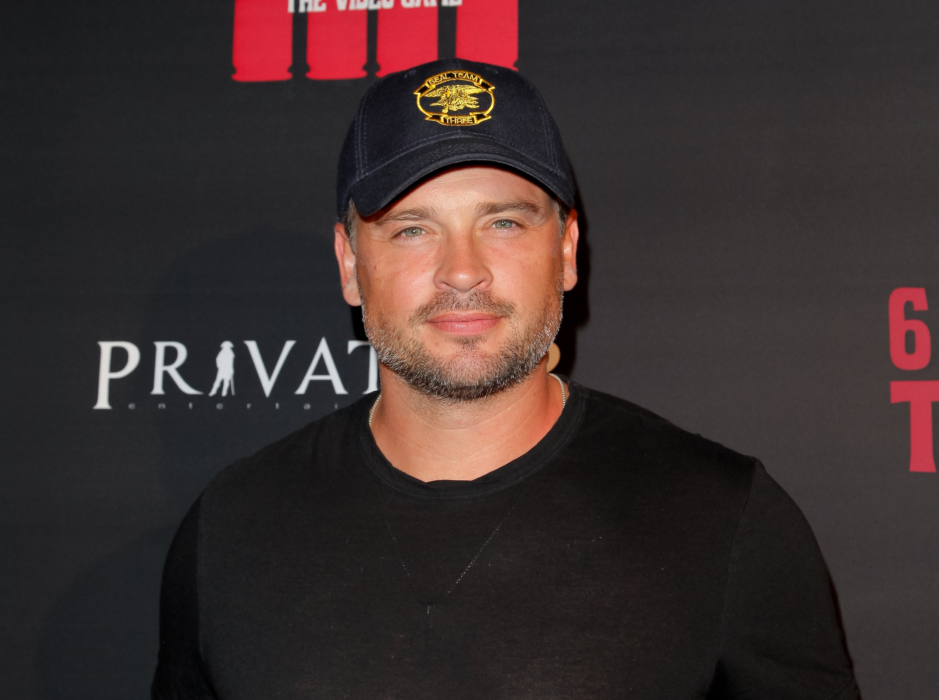"""Tom Welling attends the launch of """"6 Bullets To Hell"""" on May 10, 2016 in Los Angeles, California 