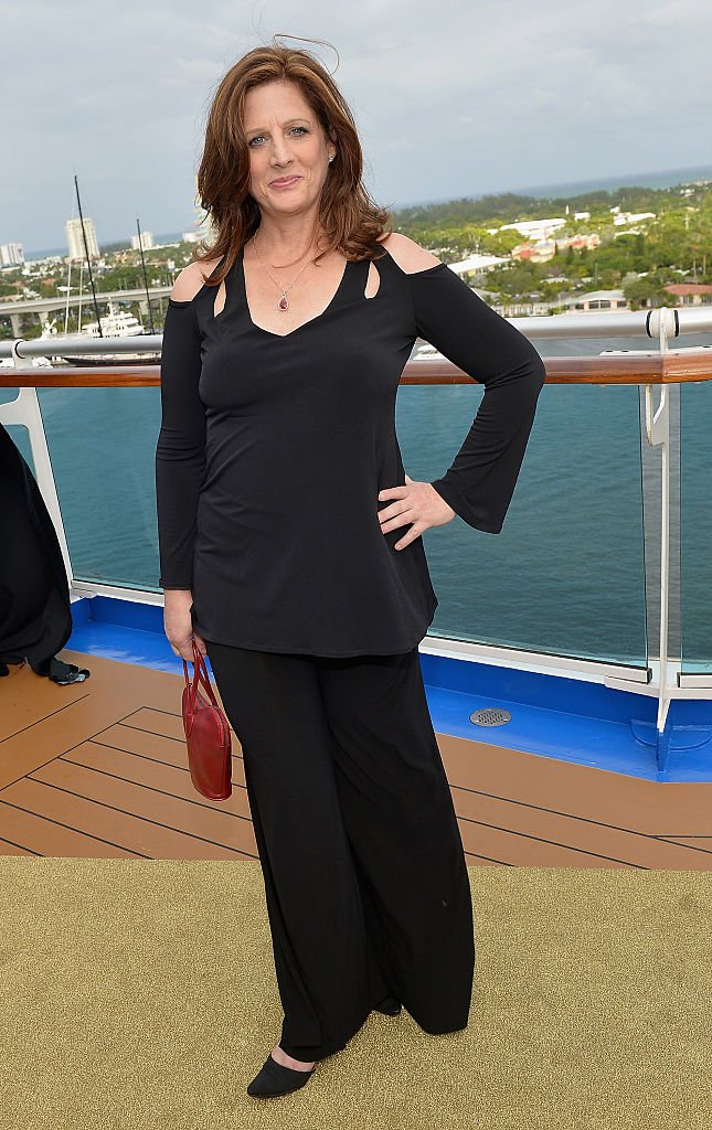 Tracy Nelson attends Love Boat Cast Christening Of Regal Princess Cruise Ship at Port Everglades on November 5, 2014 | Photo: GettyImages