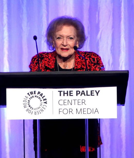 L'actrice Betty White | Photo : Getty Images