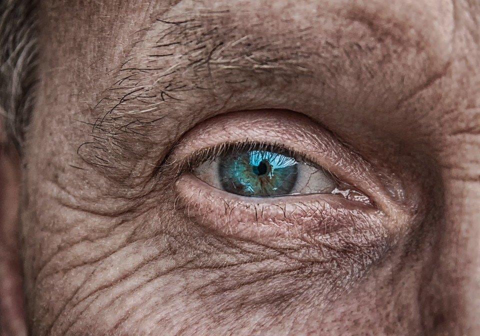 Auge eines Mannes | Quelle: Pixabay