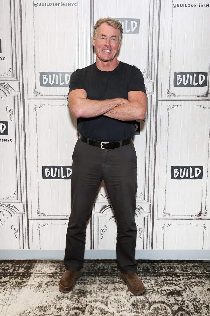 "John C. McGinley discussing his movie ""The Good Catholic"" at Build Studio in New York City, in September 2017. I Image: Getty Images."