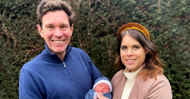 Princess Eugenie Posts a Photo of Her Family on Easter as She Celebrates Spring Blooming