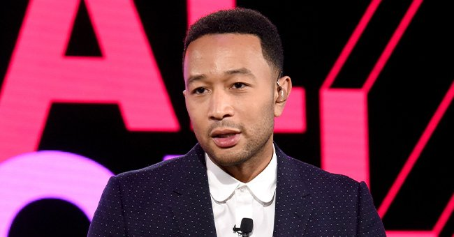 John Legend Reveals the Story behind How He Came up with His Stage Name