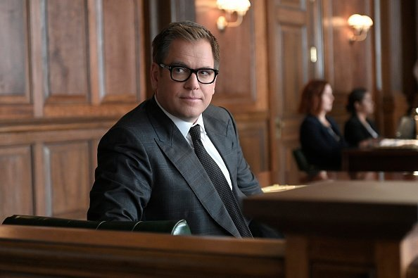 Michael Weatherly als Dr. Jason Bull | Quelle: Getty Images