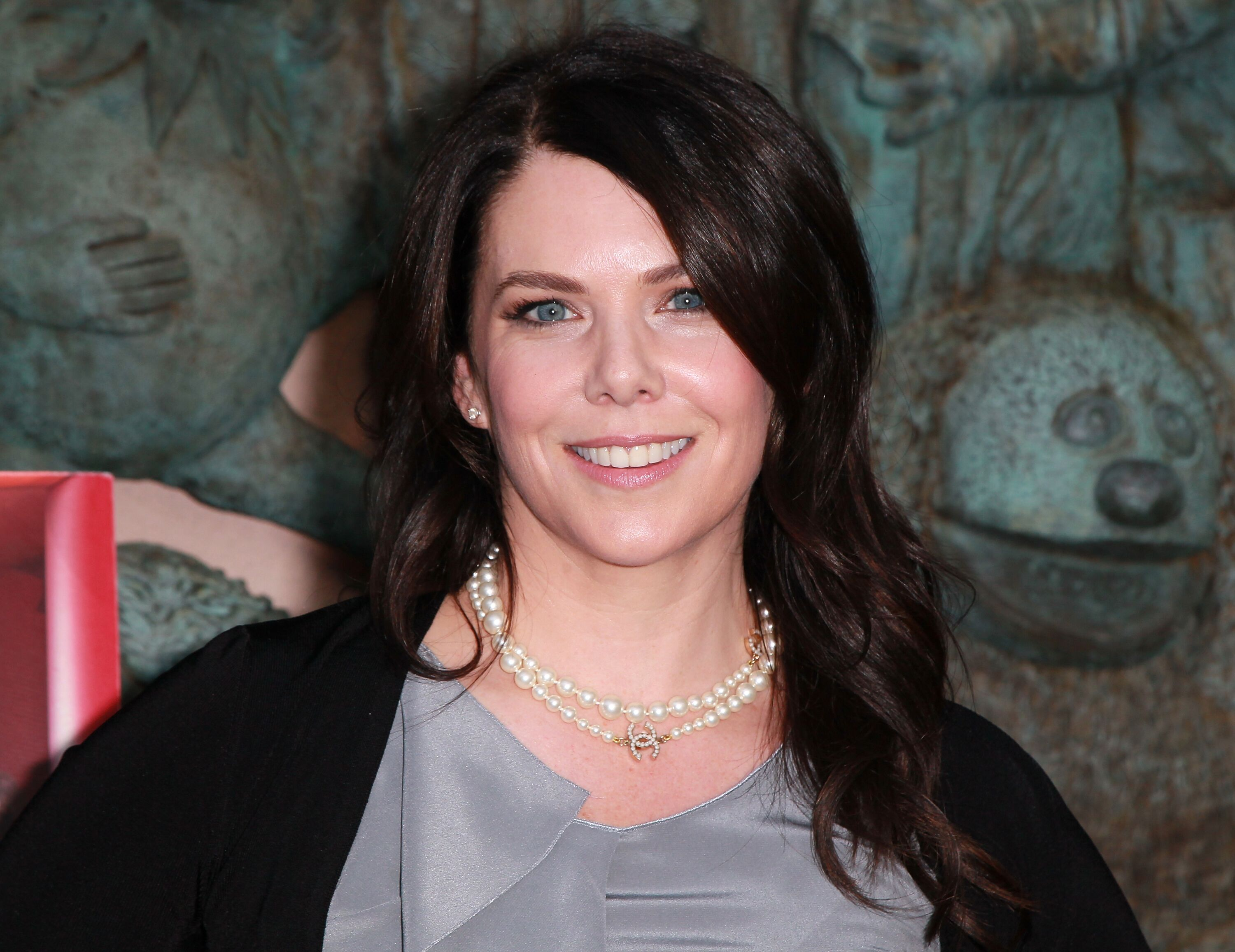 "Lauren Graham attends the Emmy screening for NBC's ""Parenthood."" 