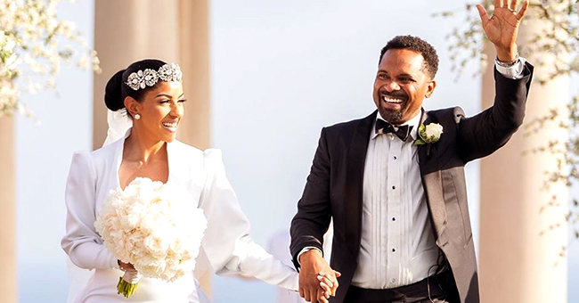 Mike Epps Talks about His Star-Studded Wedding to Kyra and What Made Him Cry