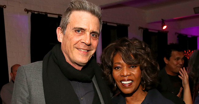 Alfre Woodard's Husband of 36 Years Roderick Spencer Shared Rare Photo of Couple at 'See' Premiere