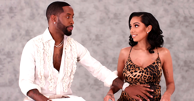 Safaree Samuels of 'Love & Hip-Hop' Proudly Shares Sonogram of Baby with Erica Mena