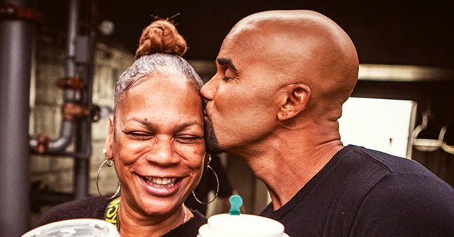 Shemar Moore from SWAT Kisses His Assistant of 18 Years in a Touching Appreciation Post