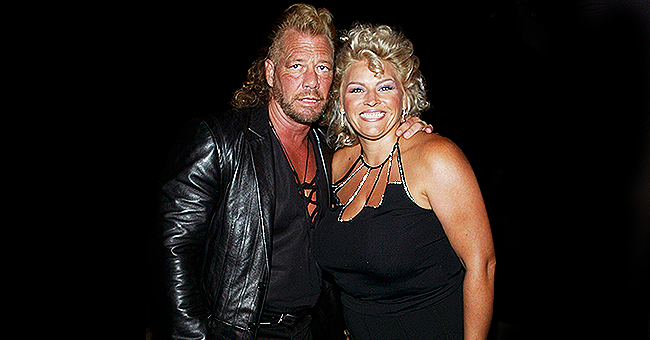 Duane Chapman Posts behind-the-Scenes Photo with Late Wife Beth from 'Dog's Most Wanted' Show
