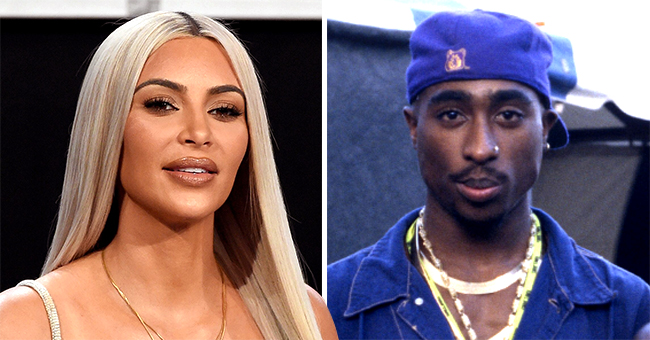 KUWTK Star Kim Kardashian Confirms She Made a Cameo in Tupac's Music Video