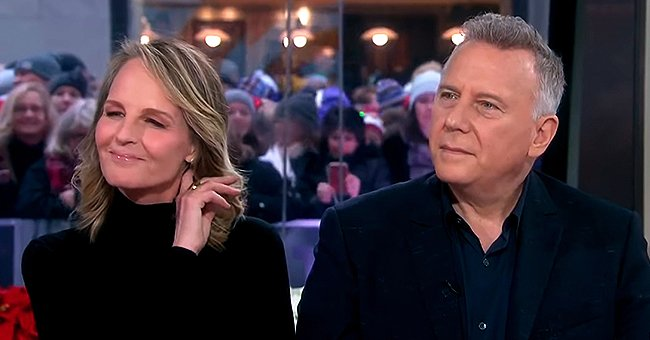 Helen Hunt & Paul Reiser Chat with Hoda Kotb about 'Mad about You' Reboot and the Motto They Had for Each Episode