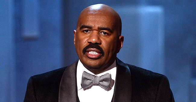 Steve Harvey Talks about What It Takes to Become Successful and Reveals He Lost Everything He Owned Twice