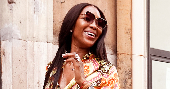 Naomi Campbell Goes Grocery Shopping after Comments about Not Eating for Days