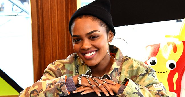 China McClain from 'House of Payne' Stuns with Her Natural Beauty & Hair in Recent Photos