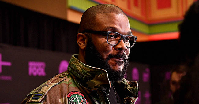 Tyler Perry Reveals He Didn't Know He Cast Woman Who Bought a Billboard to Get His Attention