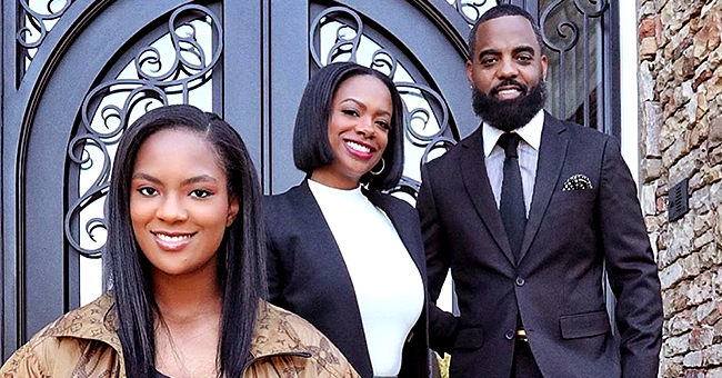 Kandi Burruss Looks 'like One of the Kids' in Pigtails & Bikini during Mexico Trip