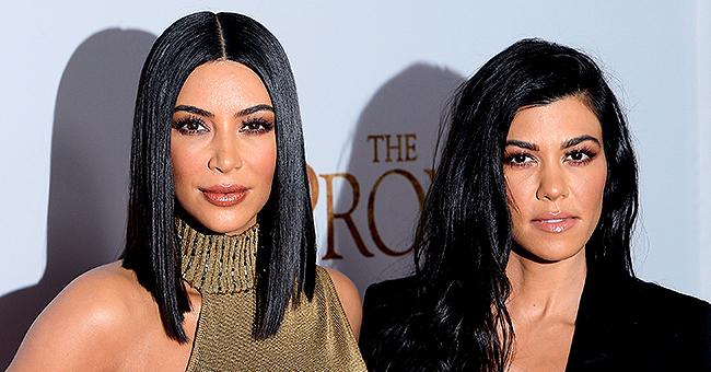 KUWTK: Kourtney Kardashian Pokes Fun at Sister Kim's Blue Latex Met Gala Afterparty Dress