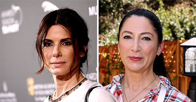 'Bird Box' Star Sandra Bullock's Sister Gesine Pays Tribute to Their Parents 1 Year after Dad Died