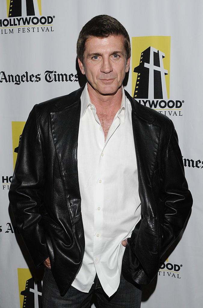 """Joe Lando at 16th Annual Hollywood Film Festival - """"Thriftstore Cowboy"""" Premiere at ArcLight Hollywood on October 20, 2012   Photo: Getty Images"""
