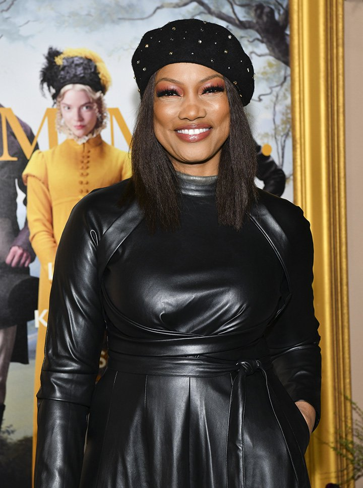 "Garcelle Beauvais attends the premiere of ""Emma"" at DGA Theater in Los Angeles, California in February 2020. I Image: Getty Images."