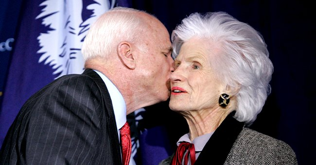 McCain Family Showered with Tributes from Friends after Matriarch Roberta Passed Away at 108