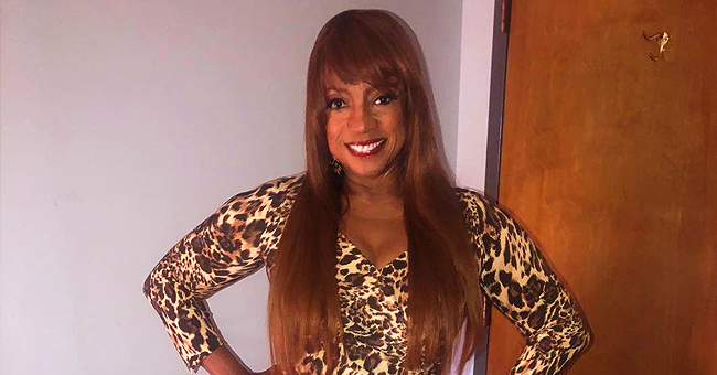 BernNadette Stanis of 'Good Times' Is 65 & Flaunts Curves in Leopard-Print Dress & Heels in New Pic