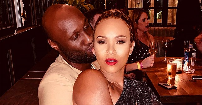 HollywoodLife: Lamar Odom's Fiancée Sabrina Parr Admits Why They're Waiting until Marriage to Sleep Together