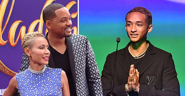 Will & Jada Smith's Son Jaden Honored with Coretta Scott King ANGEL Award for His Philanthropy