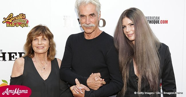 Terrifying Stabbing Attack Sam Elliott's Daughter Once Launched against Her Mother