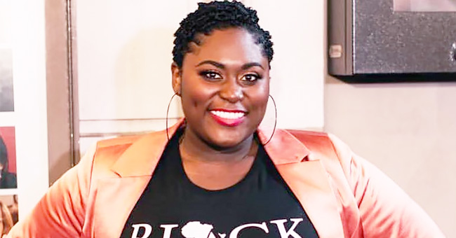'Orange Is New Black' Star Danielle Brooks Bares Baby Bump While Posing in Lingerie