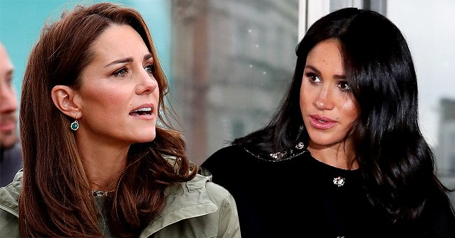 Kate Middleton Is Eventually Going to Speak Out on Some of Meghan Markle's Claims, Source Says