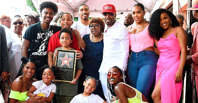 Teddy Riley's All 8 Kids Wish Him Luck for R&B 'Verzuz' Battle with Babyface