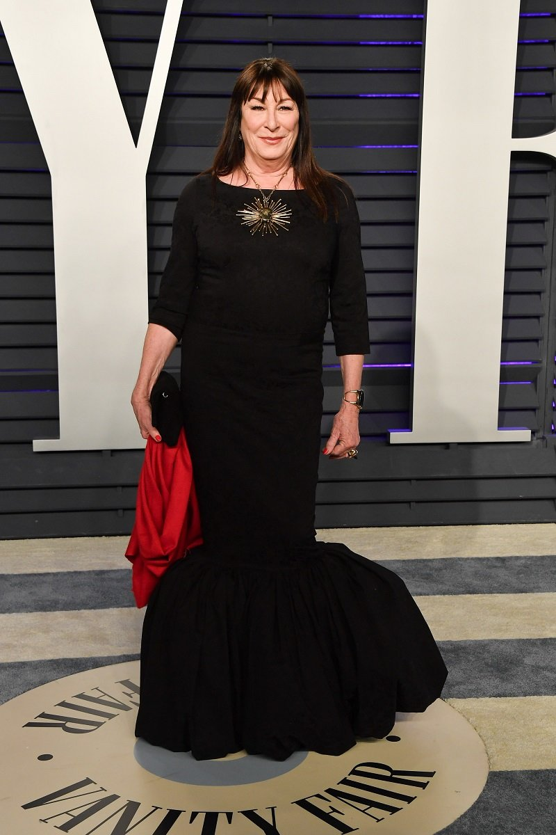Anjelica Huston on February 24, 2019 in Beverly Hills, California | Photo: Getty Images