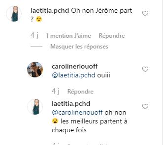 Commentaires sur la publication de Caroline Riou | carolineriouoff - Instagram