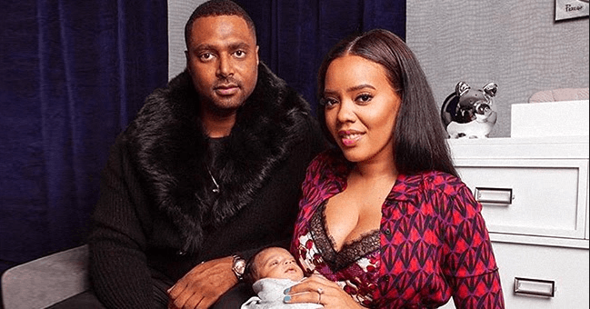 Angela Simmons Sheds Tears as She Talks About Explaining to Her Son About His Dad's Death in Latest GUHH Episode