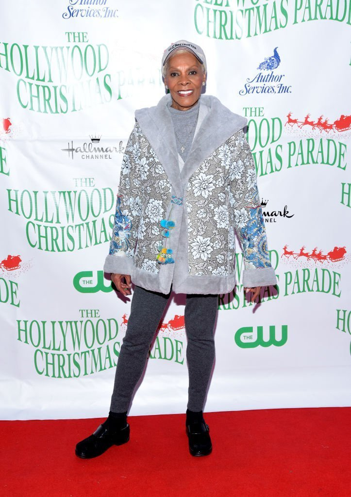 Musician Dionne Warwick attends the 88th annual Hollywood Christmas Parade  | Getty Images