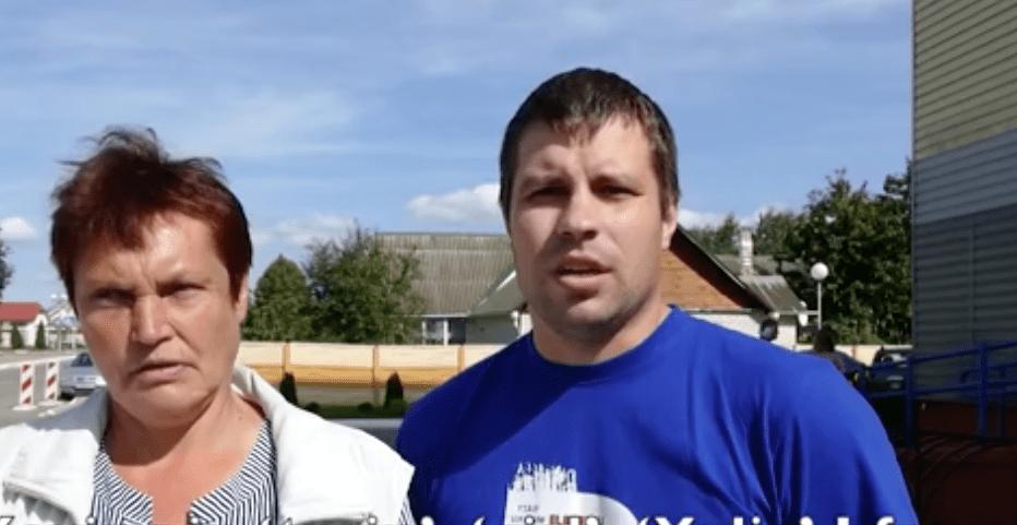 Le copain de Yulina Gorina, Ilya Kryukov, raconte comment il l'a aidée à se réunir avec ses parents.   Capture d'écran vidéo dailymail.co.uk